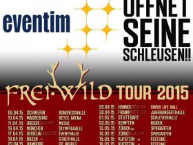 Freiwild Arenatour 2015 Gold Für Frankfurt Live Dvd Archiv