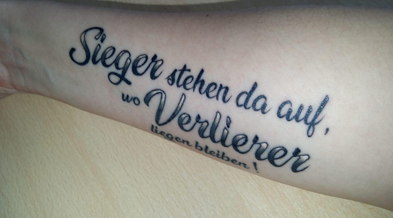 Zeigt Her Eure Fw Tattoos Alles Mögliche Fwsc Ev Frei